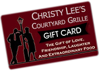 Christy Lee's Red Gift Cards